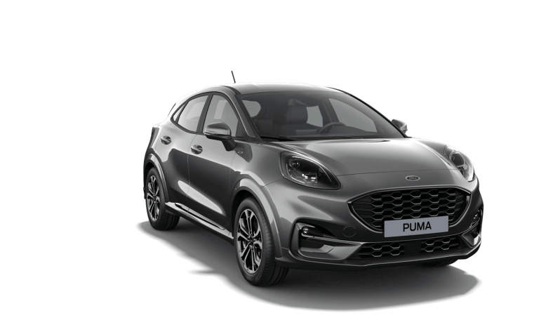 FORD PUMA 1.0 EcoBoost 125 ch mHEV S&S BVM6 ST-Line 5P ref 84193Ford webstore 91 Promotion Ford Puma ST-LINE 1.0 EcoBoost 125 ch mHEV S&S avancé BVM6 5P