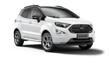 Ford EcoSport ST-LINE 1.5 EcoBlue 95ch S&S BVM6 07223