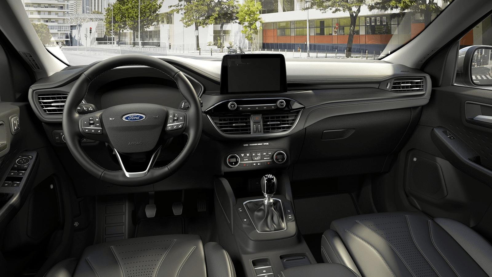 Intérieur Ford Kuga ST-LINE BUSINESS | Ford 91 JP Automobiles
