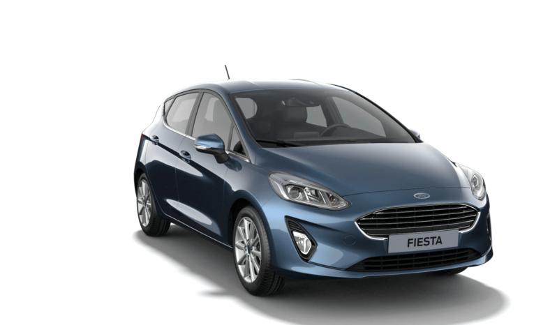 FORD Fiesta 1.0 EcoBoost 125 ch S&S DCT-7 Titanium 5P ref 84238Ford Fiesta TITANIUM