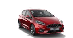 Ford Fiesta ST-LINE X 1.0 EcoBoost Hybrid 125 ch S&S (mHEV) BVM6 5Portes 84505