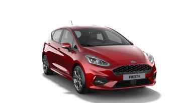 Ford Fiesta ST-LINE X 1.0 EcoBoost Hybrid 125 ch S&S (mHEV) BVM6 5PortesFord Fiesta ST-LINE X