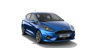 Ford Fiesta ST-LINE 1.0 EcoBoost Hybrid 125 ch S&S (mHEV) BVM6 5PortesFord Fiesta ST-LINE