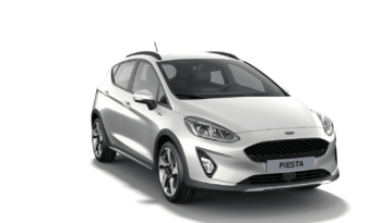 FORD Fiesta 1.0 EcoBoost 125 S&S mHEV BVM6 Active X 5P ref 84245