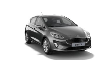 FORD Fiesta 1.0 EcoBoost 125 ch S&S DCT-7 Titanium X 5P ref 84239
