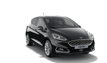 FORD Fiesta 1.0 EcoBoost 125 ch S&S DCT-7 Vignale 5P ref 1195