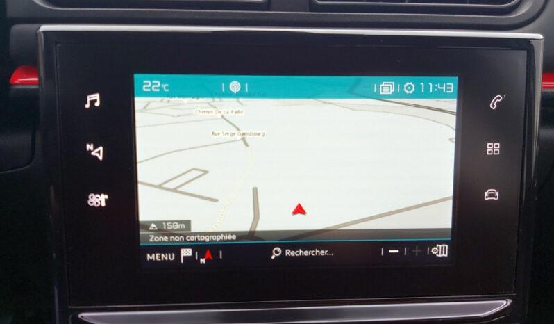 Citroen C3 SHINE 1.2 PureTech VTi S&S 110ch 14970€ N°S57593.5 complet