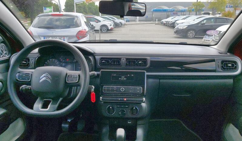 Citroen C3 FEEL 1.2 PureTech VTi S&S 82ch 12970€ N°S55625.8 complet