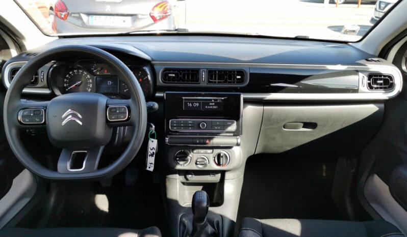 Citroen C3 FEEL 1.2 PureTech VTi S&S 82ch 12670€ N°S55201.12 complet