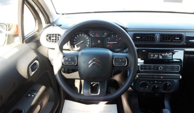 Citroen C3 FEEL 1.2 PureTech VTi S&S 82ch 12770€ N°S55866.8 complet