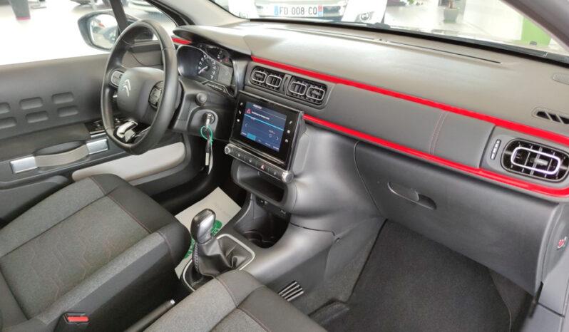 Citroen C3 SHINE 1.2 PureTech VTi S&S 82ch 14270€ N°S58381.5 complet