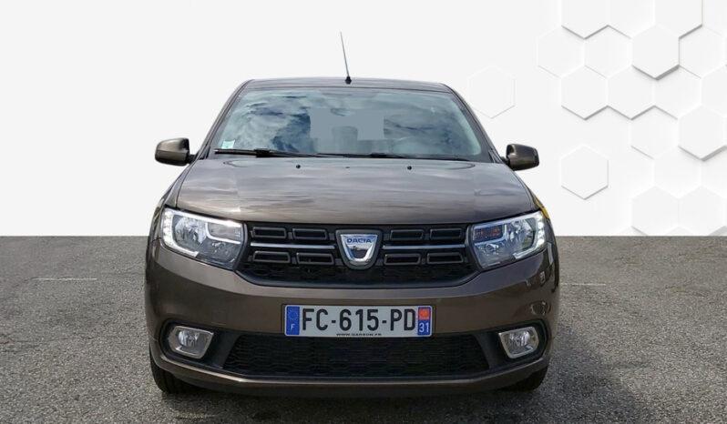 Dacia SANDERO LAUREATE 1.0 Sce 75ch 10970€ N°S58251.3 complet