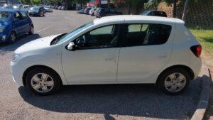 Dacia SANDERO LAUREATE 1.0 Sce 75ch 9470€ JP Automobiles PALAISEAU