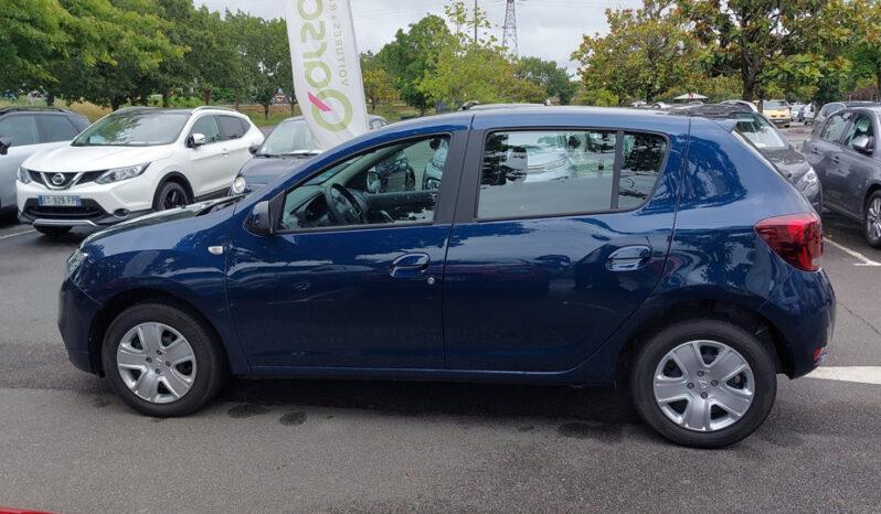 Dacia SANDERO LAUREATE 1.0 Sce 75ch 11170€ JP Automobiles PALAISEAUDacia SANDERO LAUREATE 1.0 Sce 75ch 11170€ JP Automobiles PALAISEAU
