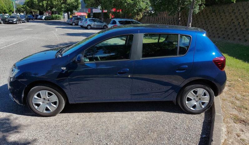 Dacia SANDERO LAUREATE 1.0 Sce 75ch 10970€ JP Automobiles PALAISEAUDacia SANDERO LAUREATE 1.0 Sce 75ch 10970€ JP Automobiles PALAISEAU