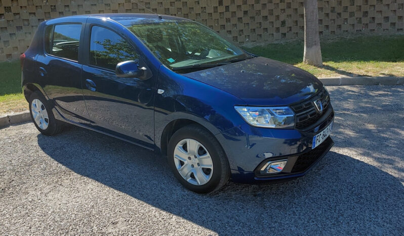 Dacia SANDERO LAUREATE 1.0 Sce 75ch 10970€ N°S57837.3 complet