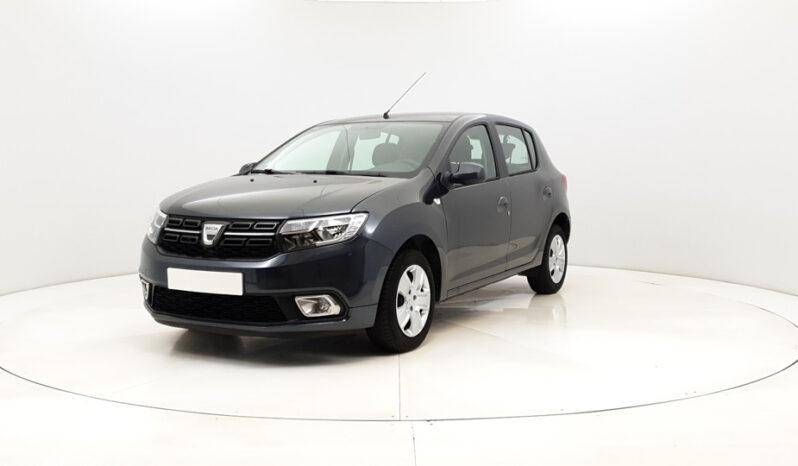 Dacia SANDERO LAUREATE 1.0 Sce 75ch 10470€ N°S49660.12 complet