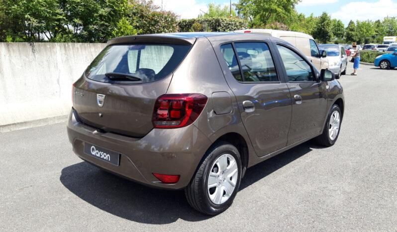 Dacia SANDERO CONFORT 1.0 Sce 75ch 10970€ N°S57950.5 complet
