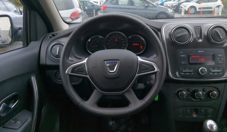 Dacia SANDERO LAUREATE 1.0 Sce 75ch 11170€ N°S58591.1 complet