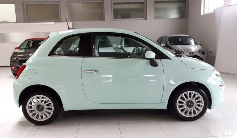 Fiat 500 LOUNGE 1.2 Stop/Start 69ch 12470€ N°S54801.20 complet