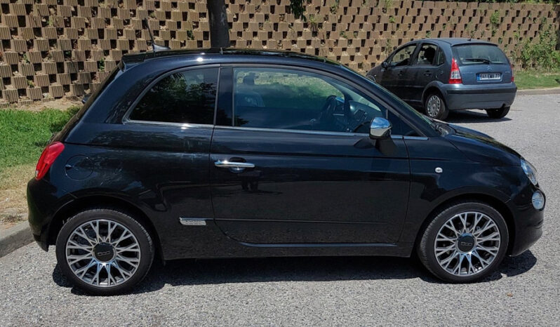 Fiat 500 LOUNGE 1.2 69ch 13470€ N°S57948.4 complet