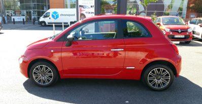 Fiat 500 POP 1.2  69ch 10970€ JP Automobiles PALAISEAU