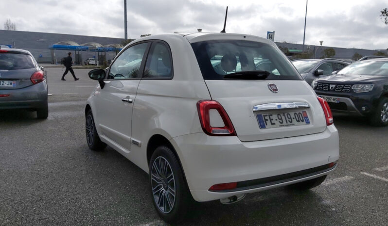 Fiat 500 POP 1.2 69ch 10470€ N°S53612.7 complet