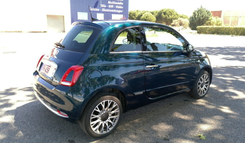 Fiat 500 LOUNGE 1.2 69ch 13470€ N°S56498.3 complet