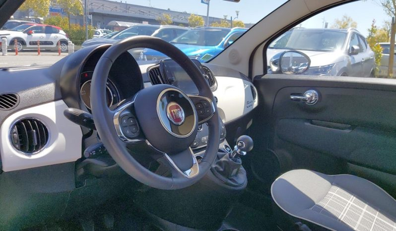 Fiat 500 LOUNGE 1.2 69ch 13970€ N°S58694.2 complet