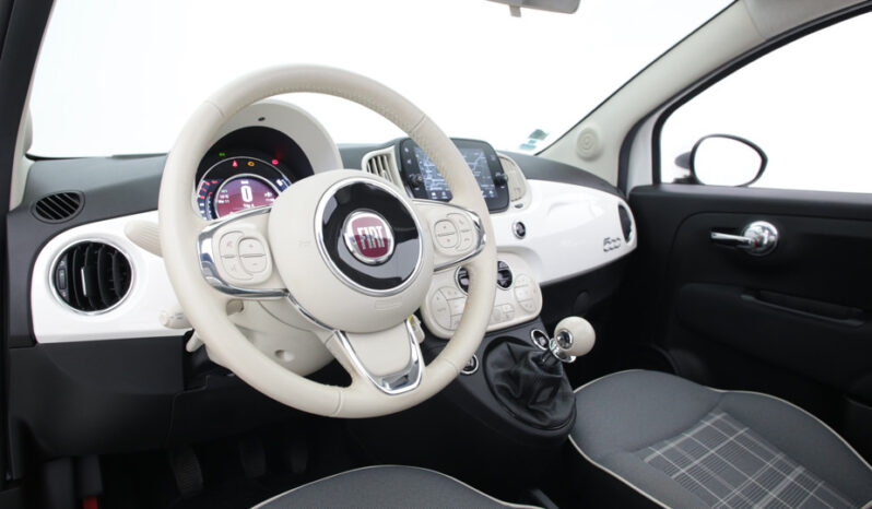 Fiat 500 LOUNGE 1.2 69ch 12470€ N°S52310.14 complet