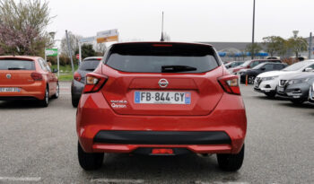 Nissan MICRA N-CONNECTA 0.9 IG-T 90ch 12470€ N°S53037.9 complet