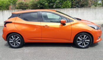 Nissan MICRA N-CONNECTA 0.9 IG-T 90ch 11470€ N°S58261.4 complet
