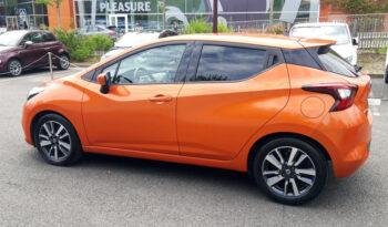 Nissan MICRA N-CONNECTA 0.9 IG-T 90ch 11470€ JP Automobiles PALAISEAUNissan MICRA N-CONNECTA 0.9 IG-T 90ch 11470€ JP Automobiles PALAISEAU