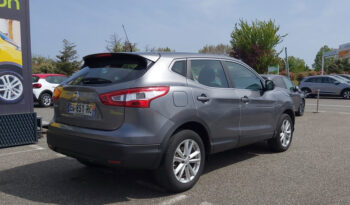 Nissan Qashqai ACENTA 1.2 DIG-T 115ch 14470€ N°S54927.7 complet