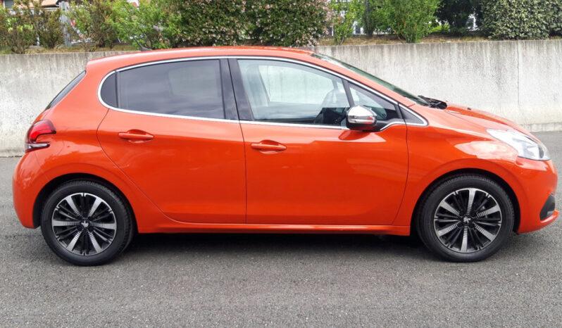 Peugeot 208 ALLURE 1.2 PureTech S&S 110ch 16970€ N°S58375.11 complet