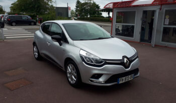 Renault Clio LIMITED 0.9 TCe 90ch 11770€ N°S57684.5 complet