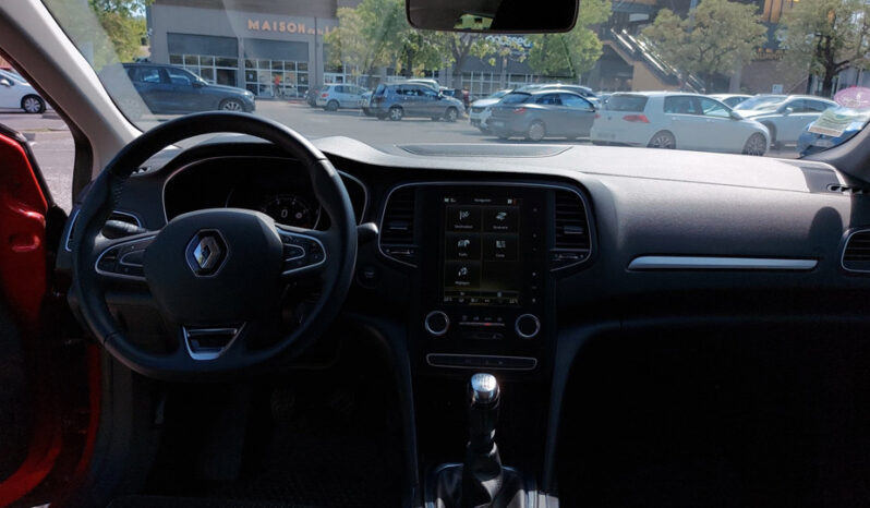 Renault Megane INTENS 1.2 TCe Energy 130ch 15970€ N°S56787.12 complet
