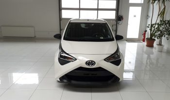 Toyota AYGO X 1.0 VVTi 72ch 10970€ N°S57788.12 complet