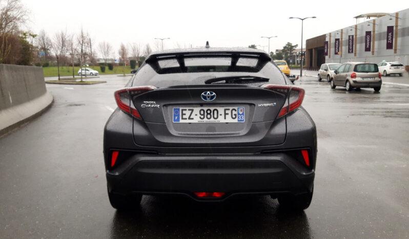 Toyota C-HR DISTINCTIVE 1.8 Hybrid 122ch 22470€ N°S53035.9 complet