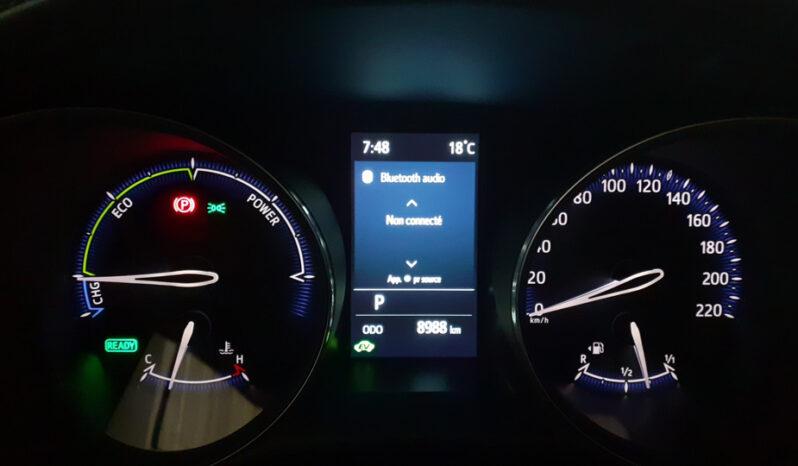 Toyota C-HR DYNAMIC 1.8 Hybrid 122ch 23970€ N°S55870.8 complet