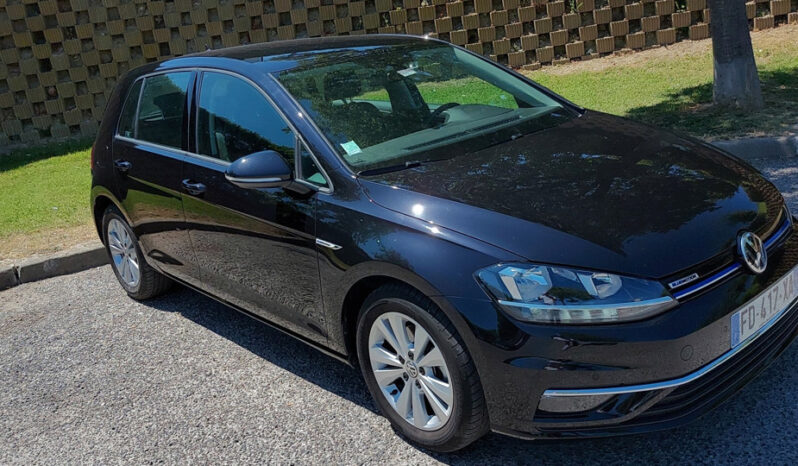 VW GOLF CONFORTLINE 1.5 TSI EVO BMT 130ch 19970€ N°S58473.3 complet
