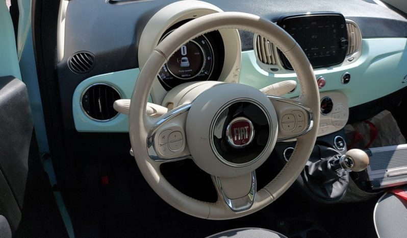 Fiat 500 LOUNGE 1.2 69ch 12970€ N°S59371.9 complet