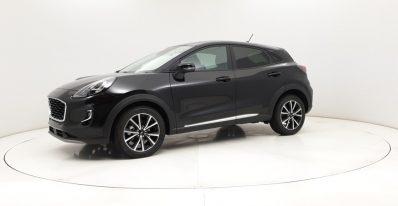 Ford PUMA TITANIUM 1.0 EcoBoost mHEV 125ch 23270€ JP Automobiles PALAISEAU