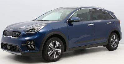 Kia Niro ACTIVE 1.6 GDi Hybrid 141ch 27970€ JP Automobiles PALAISEAU