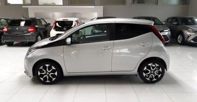 Toyota AYGO X-PLAY 1.0 VVTi 72ch 14170€ JP Automobiles PALAISEAU