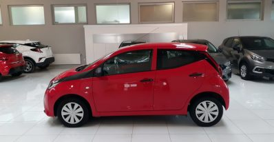 Toyota AYGO X 1.0 VVTi 72ch 10970€ JP Automobiles PALAISEAU