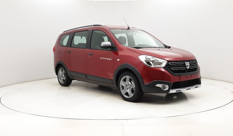 Dacia LODGY STEPWAY 7 PLACES 1.5 Blue dCi 115ch 19270€ N°S58312.54 complet