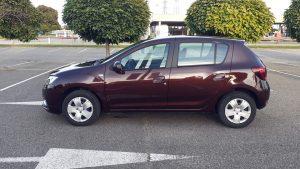 Dacia SANDERO LAUREATE 1.0 Sce 75ch 10770€ JP Automobiles PALAISEAU