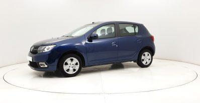 Dacia SANDERO LAUREATE 1.0 Sce 75ch 11470€ JP Automobiles PALAISEAU