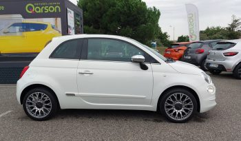 Fiat 500 LOUNGE 1.2 69ch 13970€ N°S60299.5 complet